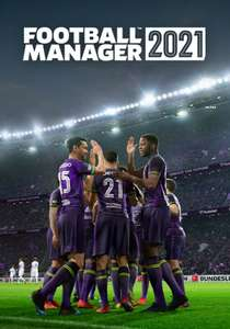 Football Manager 2021 (Steam Key, Win/Mac, multilingual, Metacritic 85/6.4)