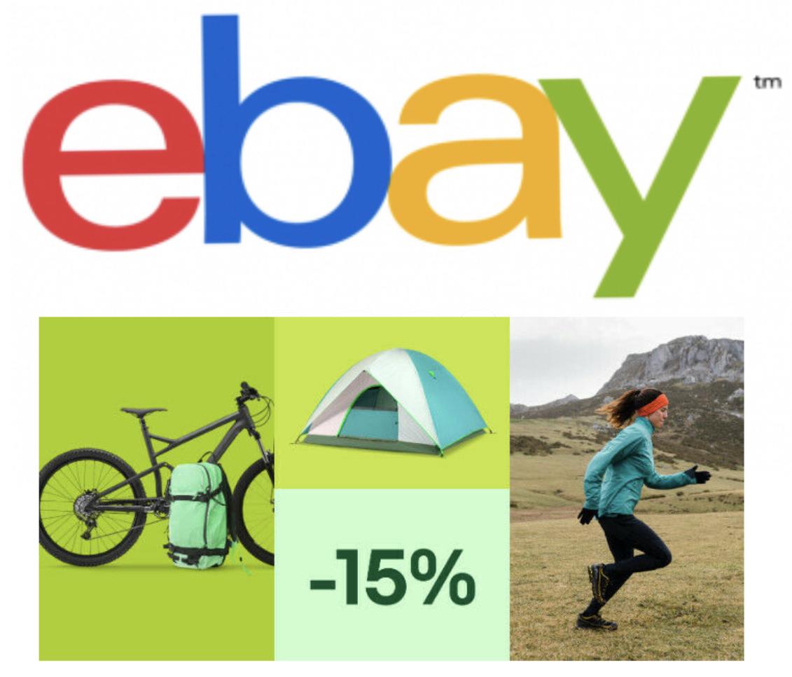 15% Rabatt Radsport, Funsport, Camping & Outdoor sowie Angeln (Aktionsseite) - z.B. Xiaomi Mijia Luftpumpe für 29,74€ inkl. Versandkosten