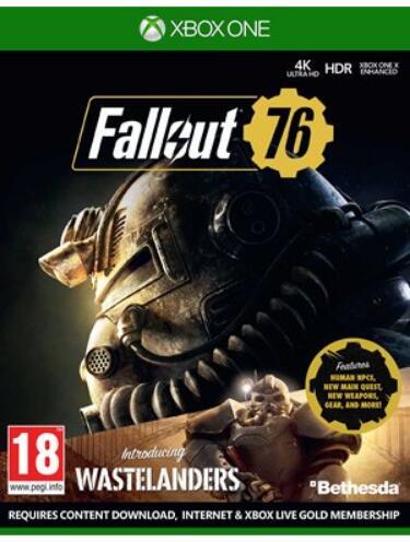 Fallout 76 Wastelanders (Xbox One) für 6,13€ inkl. Versand (Base.com)
