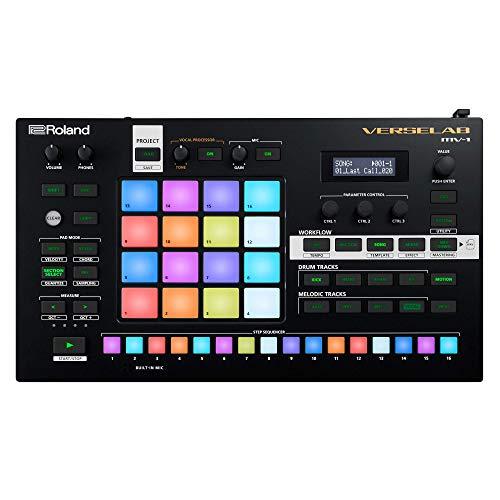 Roland Verselab MV-1 Song Production Studio Groovebox