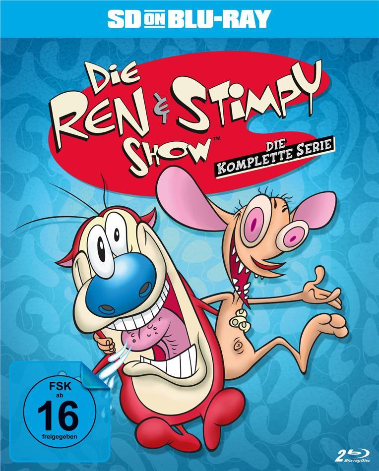 Die Ren & Stimpy Show Blu-ray - Die komplette Serie