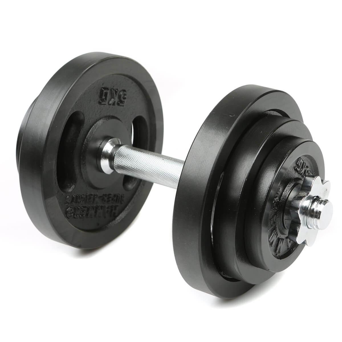20 KG Kurzhantel / Guss Hammer Fitness 59,90€ zzgl Versand.