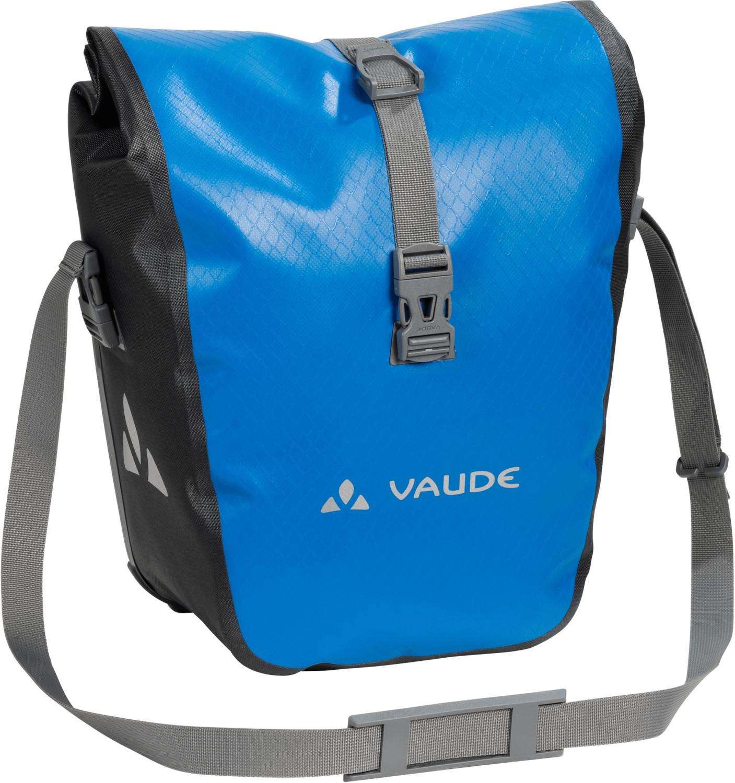 Vaude Fahrradtasche Aqua Front in blau