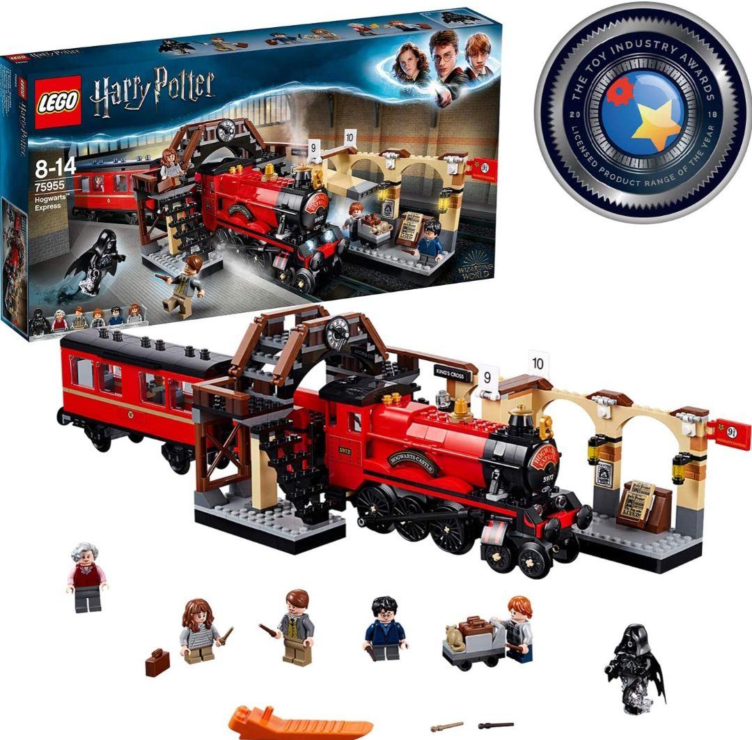 Amazon.fr - Lego Harry Potter - Hogwarts Express 75955