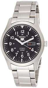 Seiko 5 Sports Military SNZG13K1 Automatik Uhr bei Amazon Italien