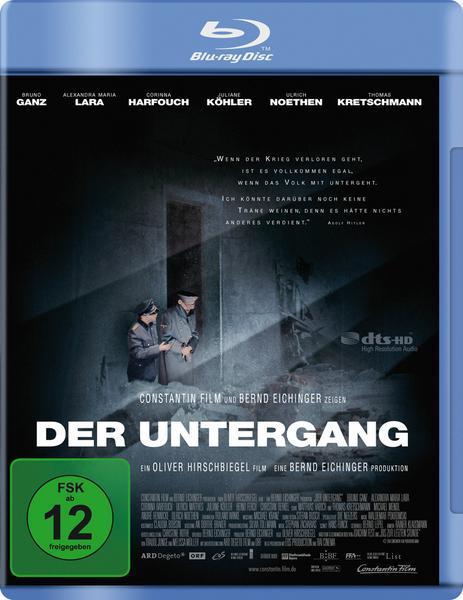 Der Untergang (Blu-ray, IMDb 8.2) [Thalia KultClub]