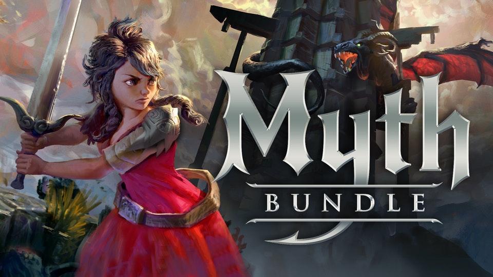 Myth Bundle mit 7 Steam Games für 2,49€