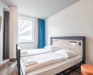 a&o Hotel/Hostel 2 Personen, 2 Übernachtungen, DZ, ohne Frühstück (mit Amsterdam)