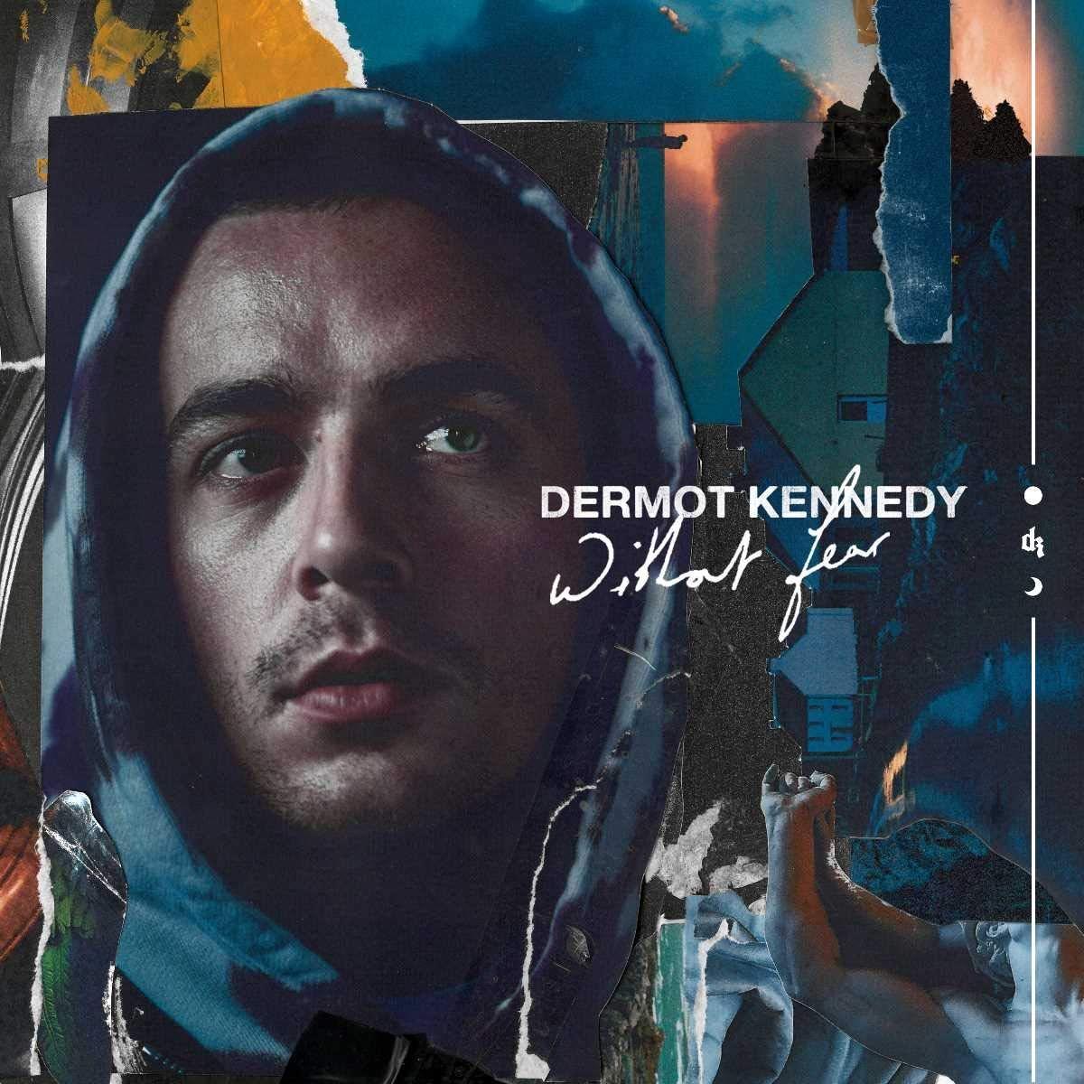 Dermot Kennedy - Without Fear / Black Vinyl 180g [amazonPrime] & [mediamarkt]