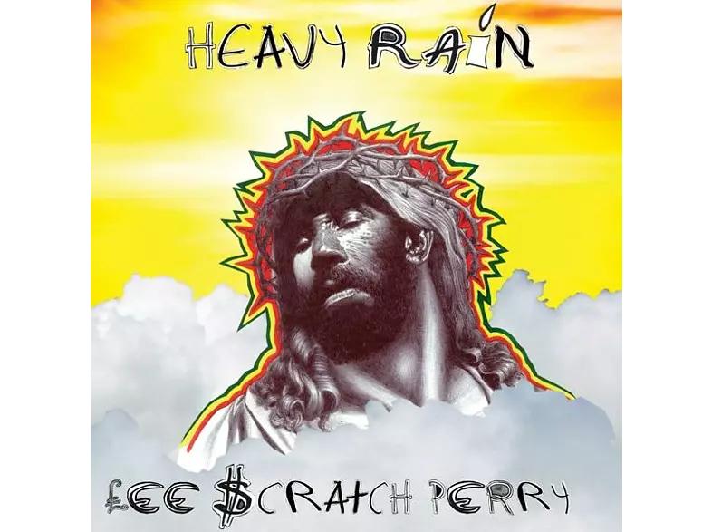 """Lee """"Scratch"""" Perry - Heavy Rain [Vinyl] für 9,99€ Abholung (12,98€ inkl. Versand) bei Saturn"""