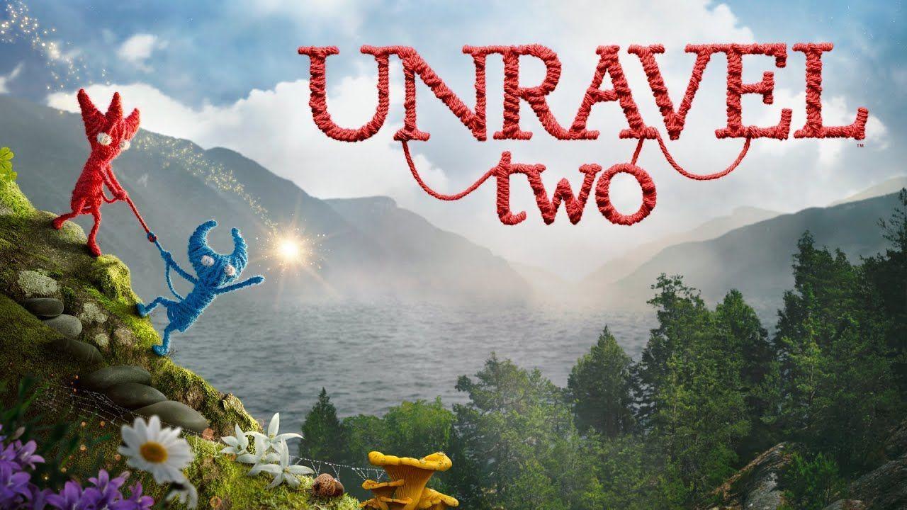 Unravel Two (Nintendo switch e-Shop)