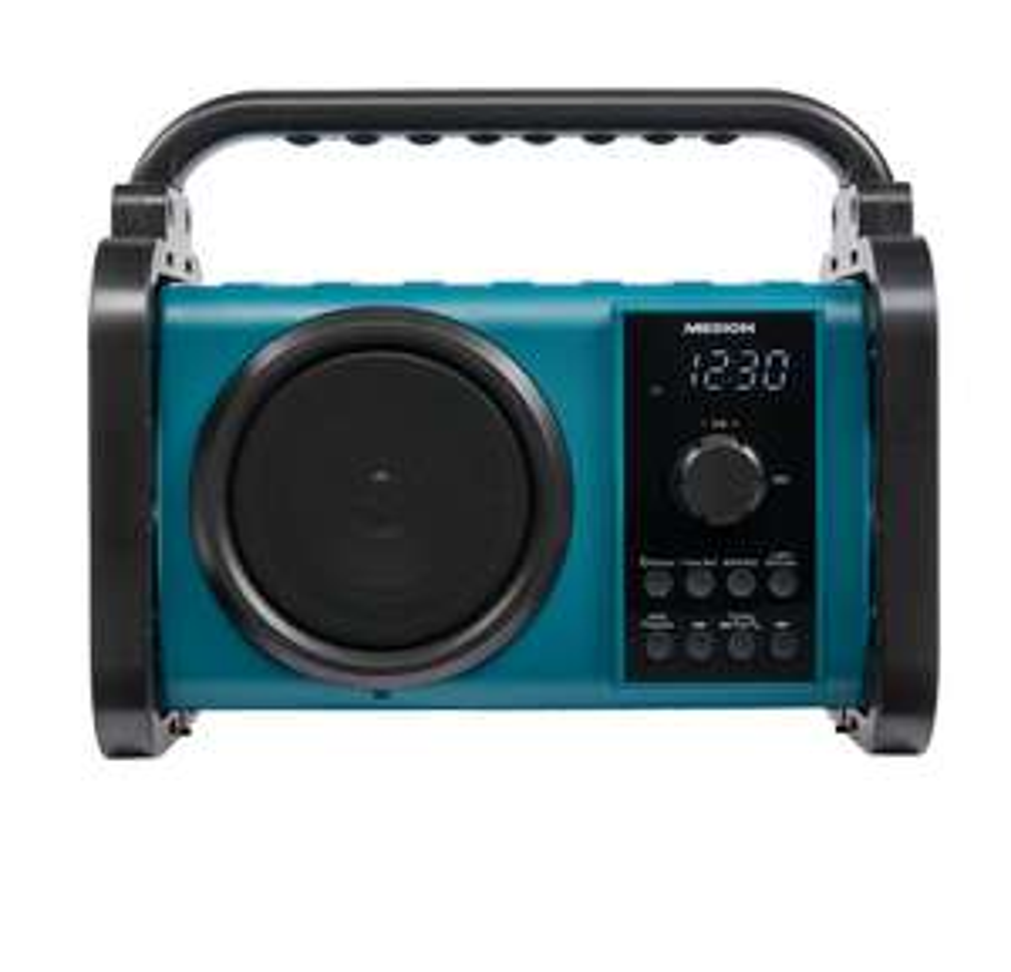 (Penny) Medion LIFE P66220 Baustellenradio mit Bluetooth/DAB+