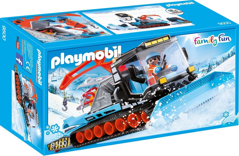[Prime] PLAYMOBIL Family Fun 9500 Pistenraupe, Ab 4 Jahren