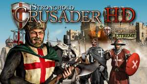 Stronghold Crusader HD für 1,59€ (Steam Key)