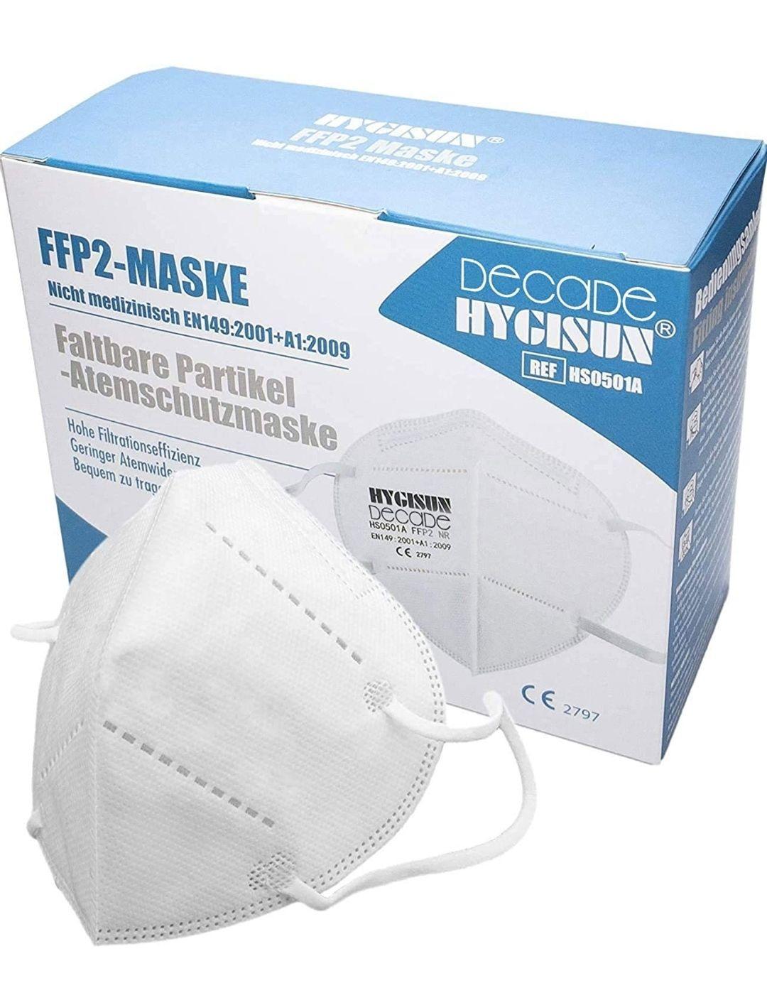 20x FFP2 Maske
