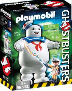 Playmobil Ghostbusters 9221 Stay Puft Marshmallow Man (Amazon Prime)