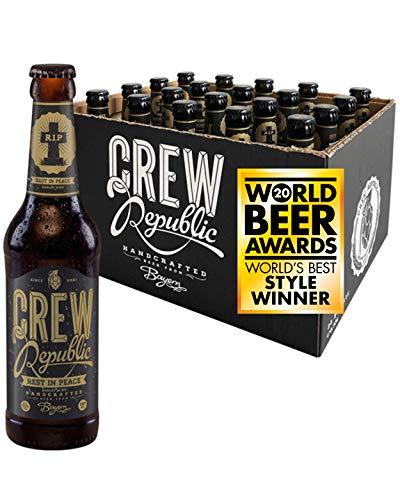 [ Amazon / Prime ] CREW REPUBLIC® Bier - nächste Rabattrunde auf div. Sets