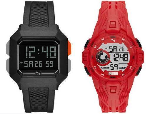 "PUMA Armbanduhr ""Remix"" oder ""Bold"" für je 12,95€ + 5,95€ VSK [iBOOD]"