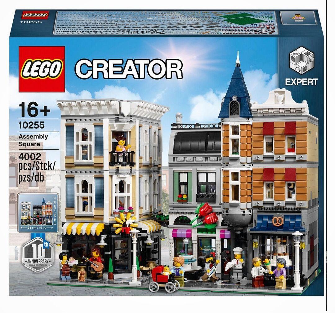 LEGO® Creator Expert - 10255 Stadtleben