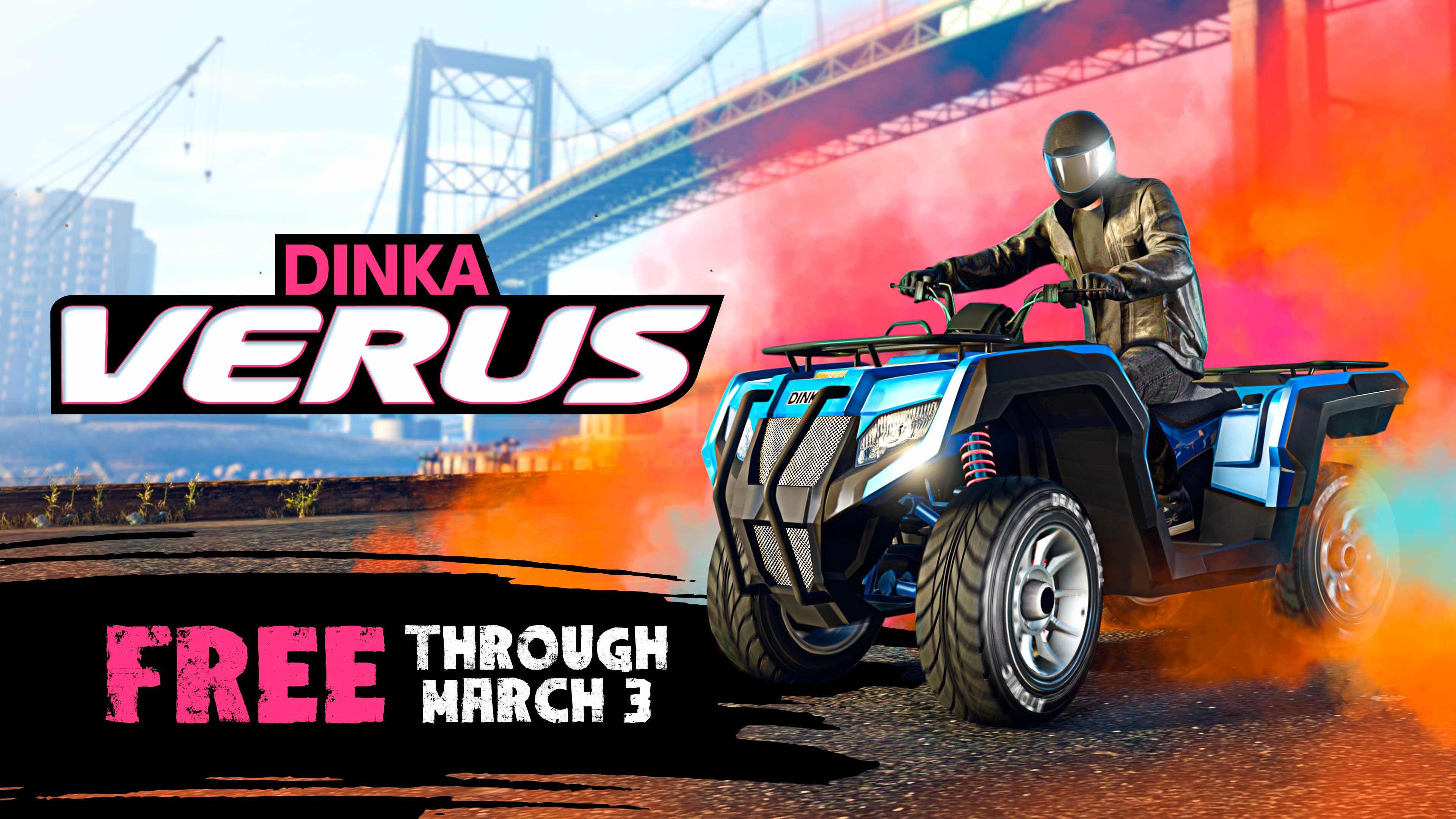 Dinka Verus kostenlos für GTA Online