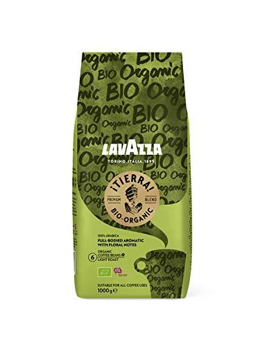 5€ Amazon Coupon + Abo für 1kg Lavazza Kaffeebohnen: Tierra & Barista
