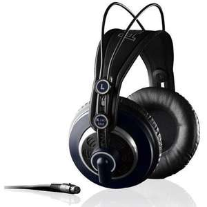 AKG K 240 MK II für 109,00 € (Idealo: 120,89 €) @Amazon.de   |   AKG K 271 MK II für 134,54 € (Idealo: 155,- €) @Amazon.it