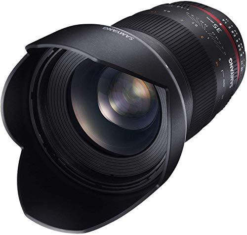 Samyang 35mm F1.4 Objektiv für Sony A-Mount - Manueller Fokus