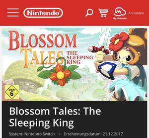 Blossom Tales: The Sleeping King Switch - Zelda: A Link to the Past Klon