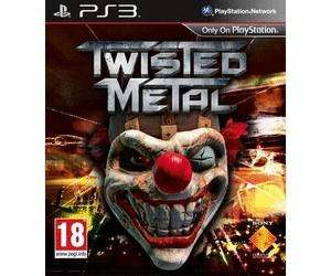 PS3 - Twisted Metal [2012] im PSN Store 14,99€