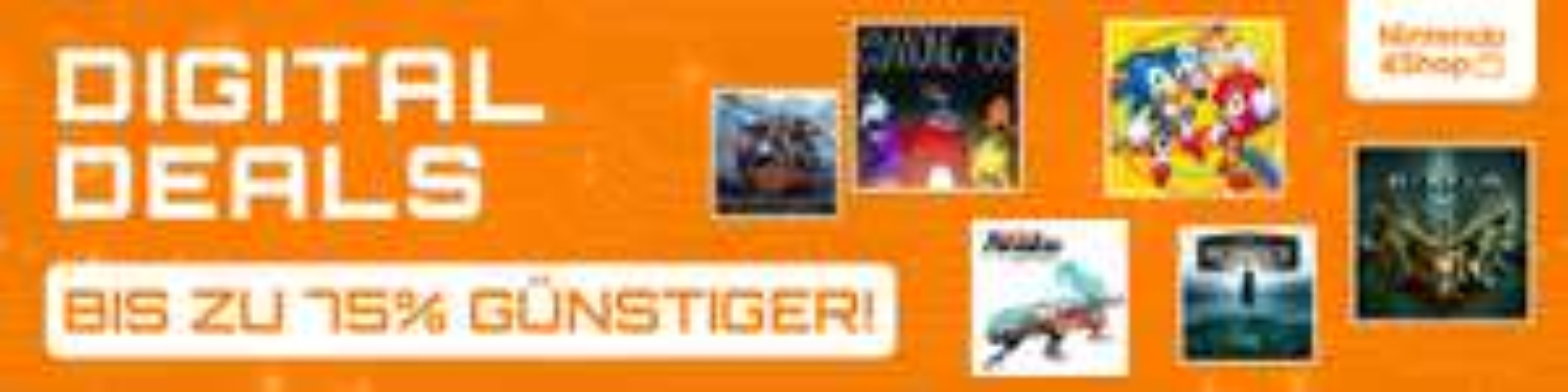 (Sammeldeal) Neue Angebote im Nintendo eShop (Switch)