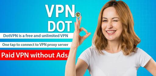 Android-App Dot VPN Pro - statt 13,99 Euro heute kostenlos