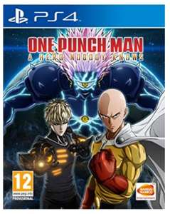 One Punch Man: A Hero Nobody Knows (PS4) für 14,89€ inkl. Versand (Base.com)