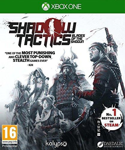 Shadow Tactics: Blades of the Shogun (Xbox)