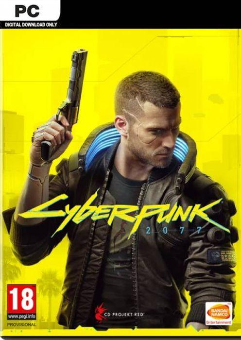 Cyberpunk 2077 (PC - GoG) DRM Free