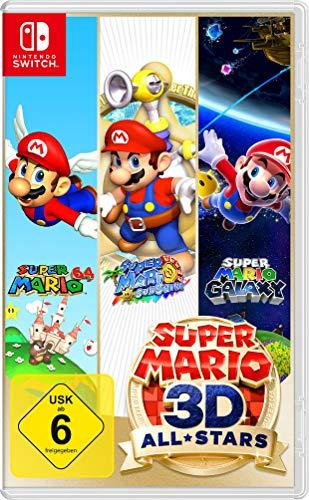 (Amazon / Media Markt) Super Mario 3D All-Stars [Nintendo Switch]