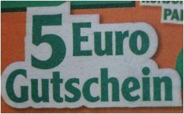 5 Euro Gutschein, bei einem Einkaufswert ab 100 Euro [Globus Warenhaus]