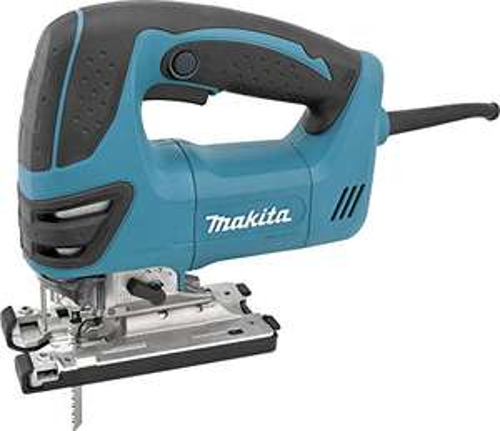 Makita 4350FCT Pendelhubstichsäge inkl. Koffer (Schnittleistung Holz 135mm, LED, 720W)