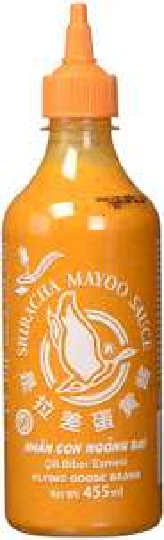FLYING GOOSE Sriracha Mayoo Sauce - Mayonnaise 5 x 455ml (Amazon Spar Abo)