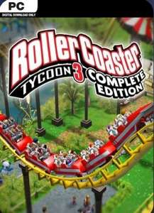Rollercoaster Tycoon 3 - Complete Edition [Steam Key]