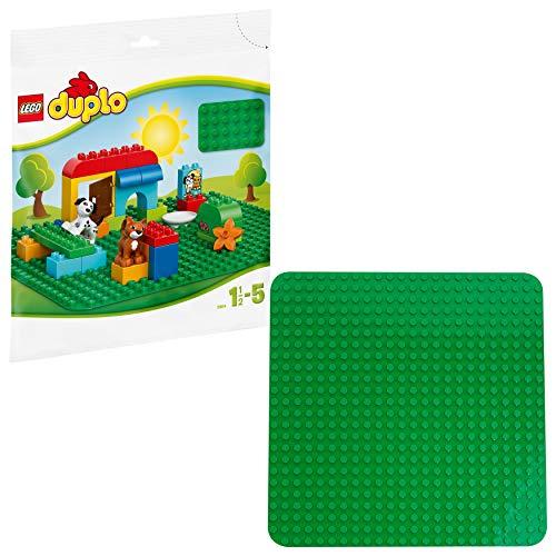 LEGO® DUPLO® 2304 - Große Bauplatte, grün (Prime 9,99) (Thalia KultClub)