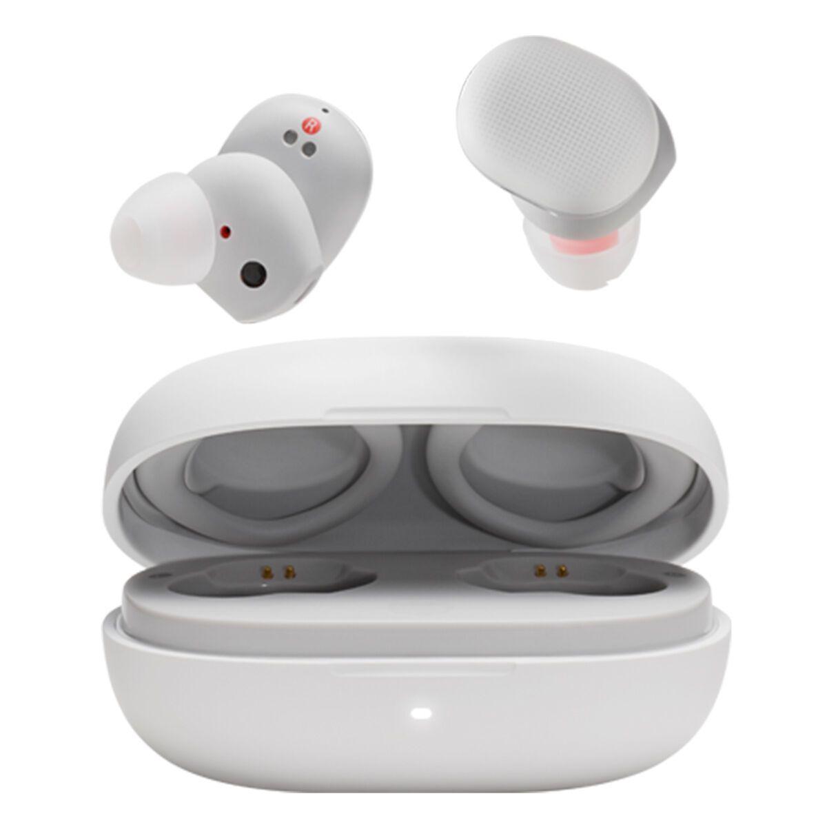 Huami Amazfit PowerBuds Active White [kabellose Kopfhörer, Bluetooth 5.0, IP55] [NBB]