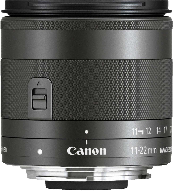 Canon EF-M 11-22mm F4-5.6 IS STM Objektiv