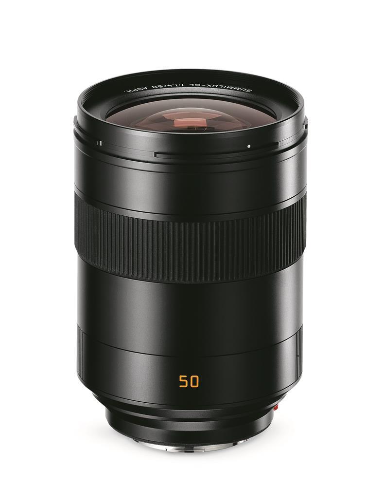 Leica SUMMILUX-SL 50mm F1.4 ASPH. Objektiv (schwarz eloxiert)
