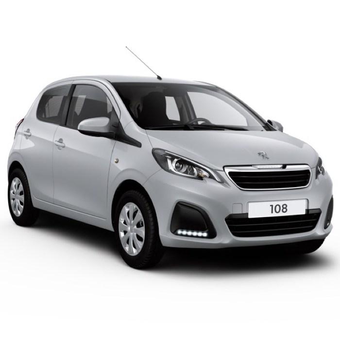 [Privatleasing] Peugeot 108 Active (72 PS) mtl. 49,99€ + 900€ ÜF (eff. mtl. 87,49€), LF 0,34, GF 0,59, sofort verfügbar, EZ 11/20