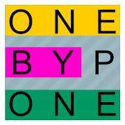 [Google Play Store] One By One PRO - Multilingual Word Search