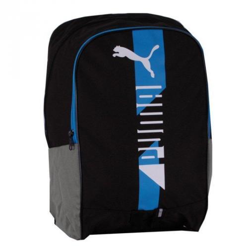 Puma Unisex Rucksack Backpack Flow schwarz, blau, grau NEU für 18,99€