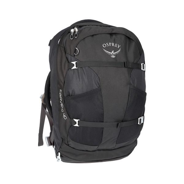 (Globetrotter) Osprey Fairview 40 Black Edition (Reise-) Rucksack Damen