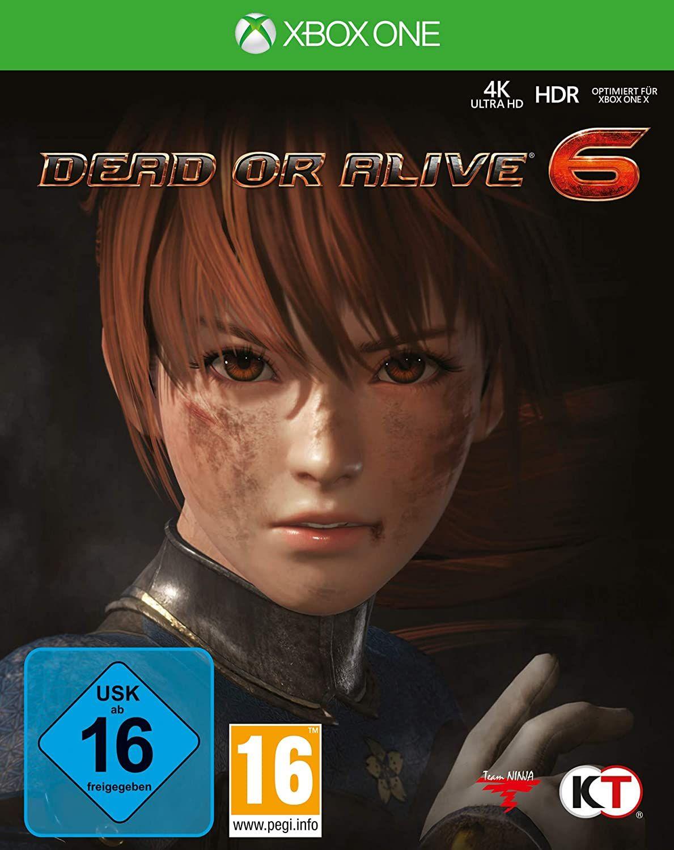 Dead or Alive 6 [Xbox One] [Mediamarkt Abholung]