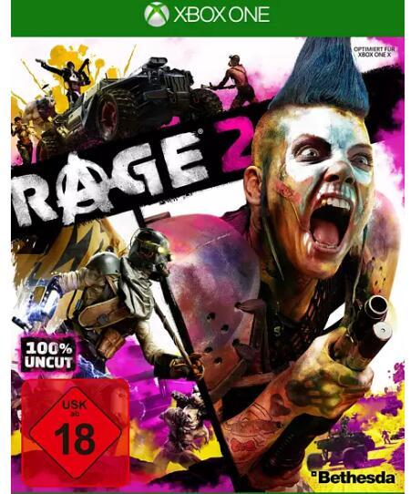 Rage 2 (Xbox One) für 5,99€ (Media Markt & Saturn Abholung)