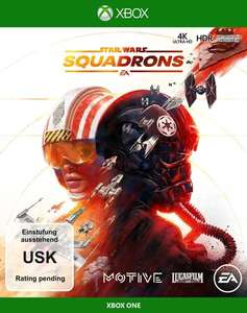 Star Wars Sqadrons (Abholung Expert)